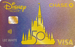 Disney(Registered Trademark) Premier Visa(Registered Trademark) Card