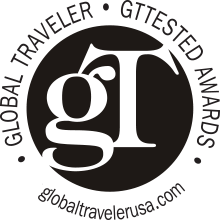 GLOBAL TRAVELERS - GTTESTED AWARDS - globaltravelerusa.com