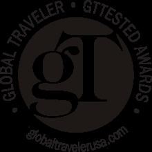 GLOBAL TRAVELERS - GTTESTED AWARDS - globaltravelerusa.com