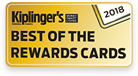 Kiplinger's - BEST OF THE REWARDS CARDS 2018