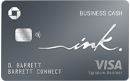 Ink Business Cash card art