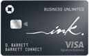 Ink Business Unlimited card art