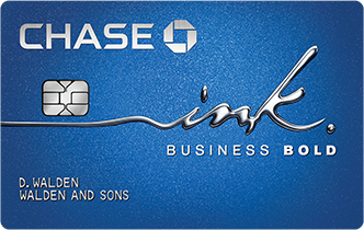 Chase Ink Business Bold (Registered Trademark) Card