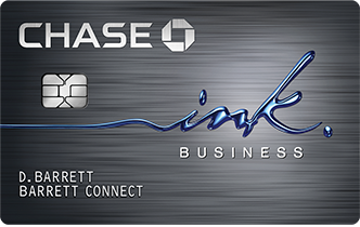 Chase Ink Business Cash (Service Mark) Card