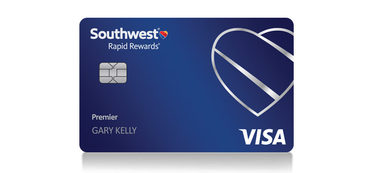 Southwest Rapid Rewards(Registered Trademark) Premier Credit Card