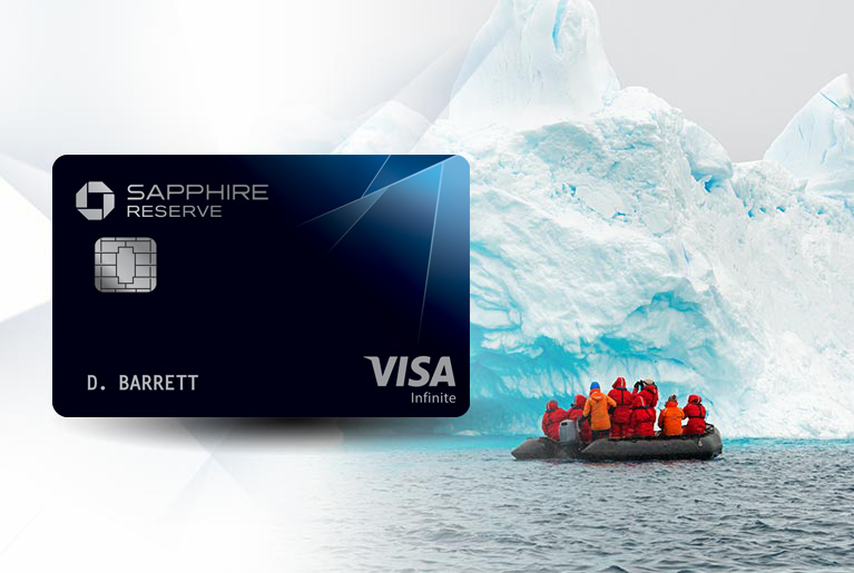 Chase Sapphire Reserve(Service Mark) credit card
