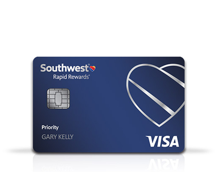 Southwest Rapid Rewards(Registered Trademark) Priority Credit Card