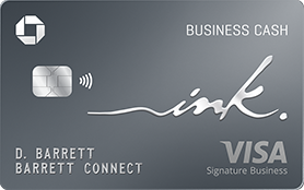 Ink Business Cash(Service Mark) Credit Card