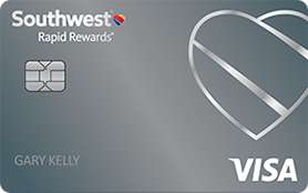 Southwest Rapid Rewards(Registered Trademark) Plus Credit Card